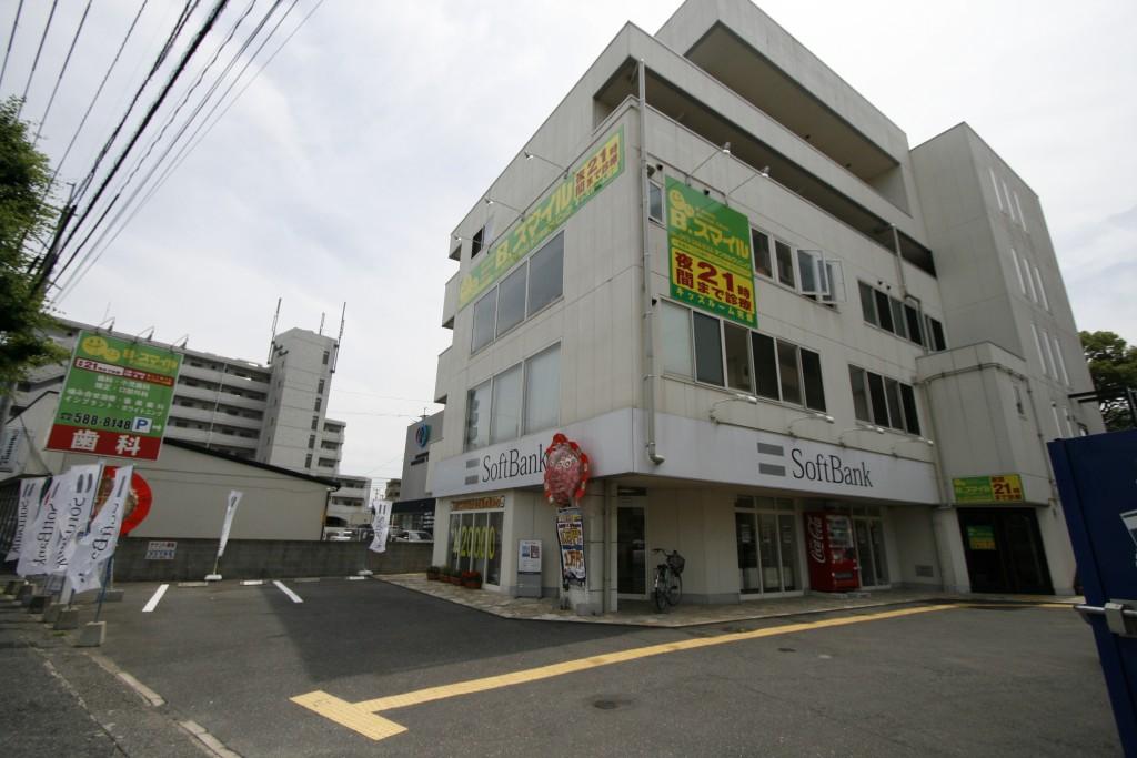 【インクジェット出力】サインリニューアル 諸岡第一歯科医院 様