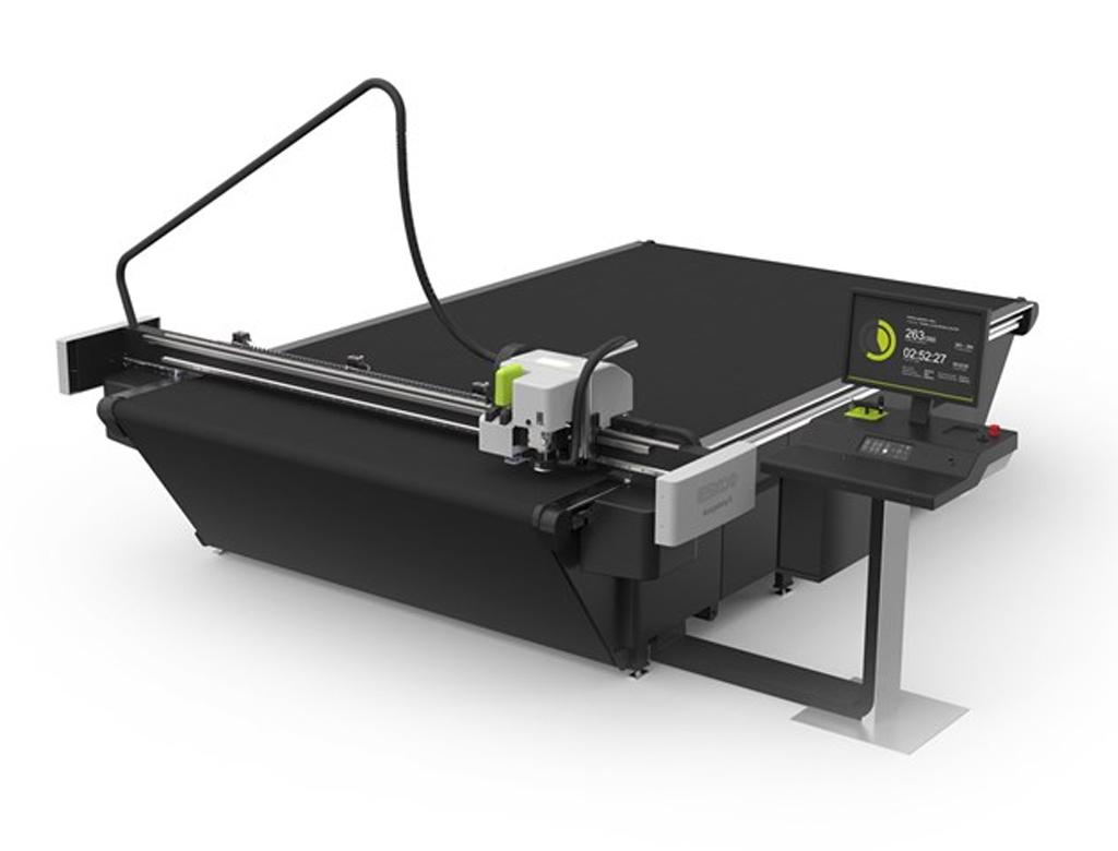 kongsberg X24 cutting table